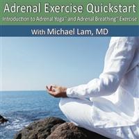 Dr Lam S Adrenal Exercise Quickstart Dvd