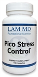 Pico Stress Control by LAM MD - 90 Capsules - 1 Bottle