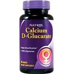 Calcium D-Glucarate by Natrol - 60 tablets - 1 Bottle