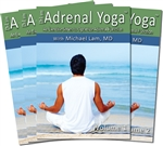 Adrenal Yoga Exercise Full DVD Series Volume 1