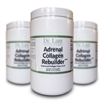 Adrenal Collagen Rebuilder by Dr. Lam - 3 Jars Pack - 315 grams