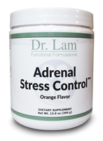 Adrenal Stress Control by Dr. Lam