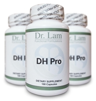 DH-Pro by Dr. Lam - 100 Capsules - 3 Bottles