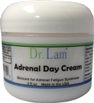 Adrenal Day Cream by Dr. Lam - 2 oz Jar
