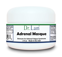 Adrenal Masque by Dr. Lam - 2 oz Jar